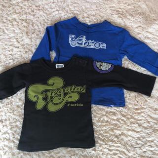 エフオーキッズ(F.O.KIDS)のGAP&F.O.KIDS  ロンTセット80(Tシャツ)