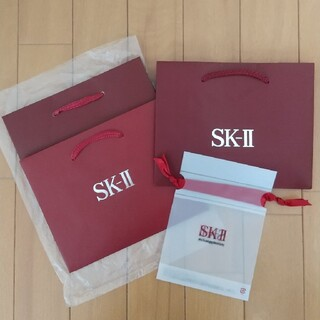 エスケーツー(SK-II)のSK-IIショッパー4枚(ショップ袋)