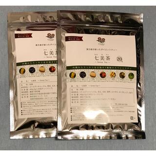 七美茶 20包入り 2袋セット(健康茶)