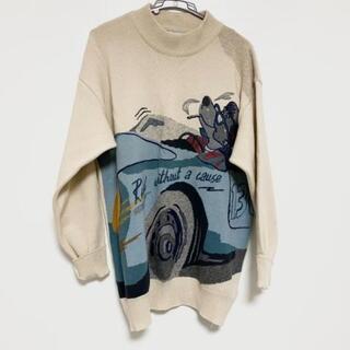 アイスバーグ(ICEBERG)のアイスバーグ 長袖セーター サイズ4 XL -(ニット/セーター)