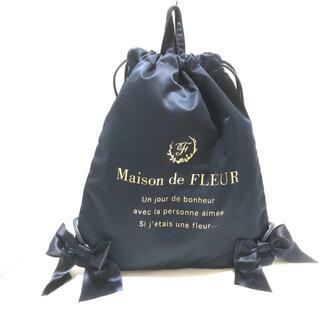 Maison de FLEUR - メゾンドフルール美品  - 巾着型