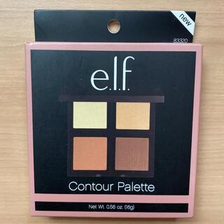 エルフ(elf)のe.l.f Contour Palette 4色(フェイスカラー)