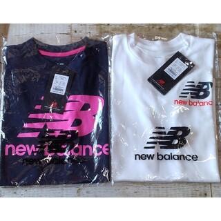 ニューバランス(New Balance)の《2枚セット》new balance 半袖Tシャツ(Tシャツ/カットソー)