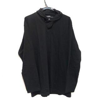 ソウソウ(SOU・SOU)のソウソウ サイズL メンズ美品  - 黒(Tシャツ/カットソー(七分/長袖))