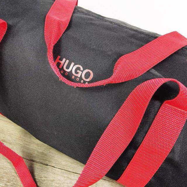 HUGO BOSS(ヒューゴボス)の【新品】HUGO BOSS ヒューゴボス ドラムバッグ 非売品 メンズのバッグ(ドラムバッグ)の商品写真