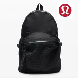 lululemon - ルルレモン  lululemon all hours backpack 美品