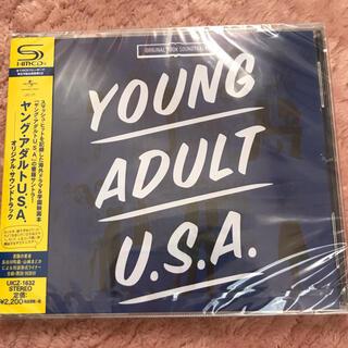 ヤング・アダルトU.S.A.-オリジナル・サウンド・トラック(映画音楽)