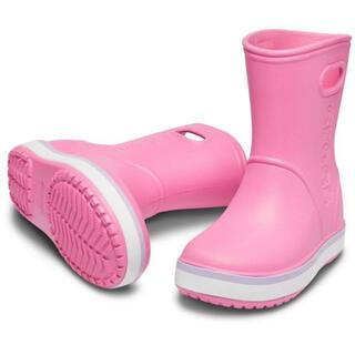 クロックス(crocs)の最終値下げ crocs クロックス 長靴 クロックバンドレインブーツ 14cm(長靴/レインシューズ)