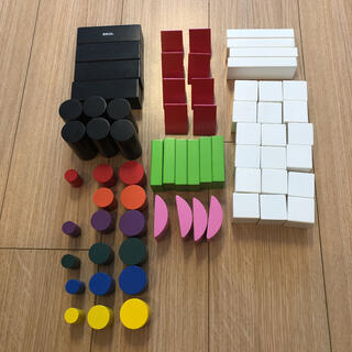 ブリオ(BRIO)のBRIO  カラー 積木(積み木/ブロック)