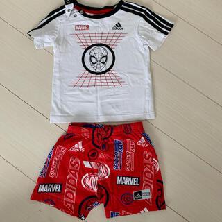 アディダス(adidas)のアディダス セットアップ スパイダーマン(Tシャツ)