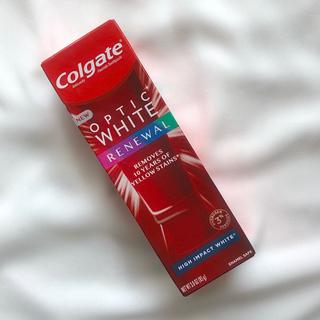 コルゲートオプティックホワイトハイインパクトリニューアル歯磨き粉 85g(歯磨き粉)