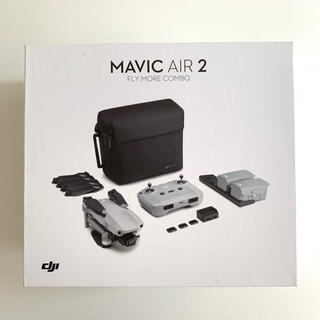 DJI Mavic Air 2 Fly More Combo(航空機)