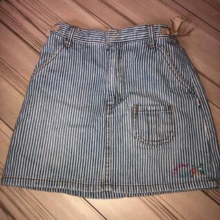 オシュコシュ(OshKosh)のOSH KOSH デニムスカート 130サイズ(その他)