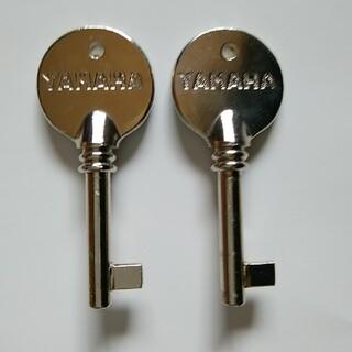 ヤマハ(ヤマハ)のヤマハ アップライトピアノ 鍵2本(ピアノ)