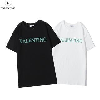 ヴァレンティノ(VALENTINO)の半袖2枚8000円 Valentinoヴァレンティノ#2704 プリントロゴ(Tシャツ/カットソー(半袖/袖なし))