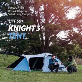 ネイチャーハイク ナイト3 Naturehike knight3 UPF50+(テント/タープ)