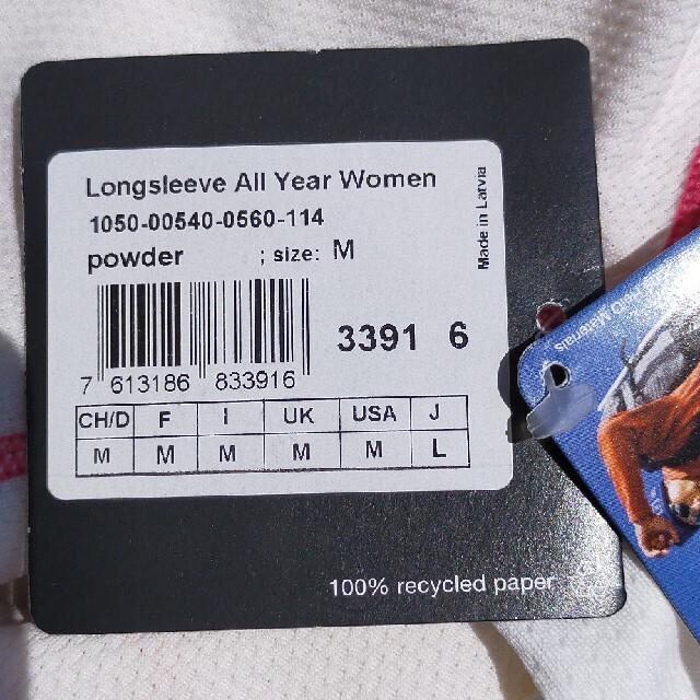Mammut(マムート)のMAMMUT Longsleeve All Year Women ベースレイヤー スポーツ/アウトドアのアウトドア(登山用品)の商品写真