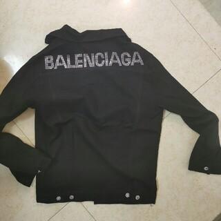 バレンシアガ(Balenciaga)のS サイズ--BALENCIAGA(Gジャン/デニムジャケット)