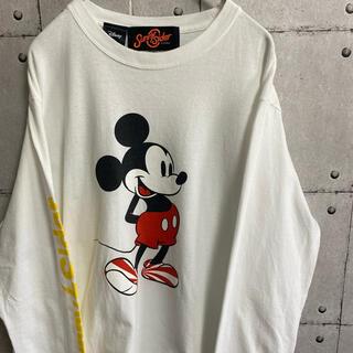 ディズニー(Disney)の【レア!!】sunny c sider ディズニー コラボ ミッキー ロンt(Tシャツ/カットソー(七分/長袖))