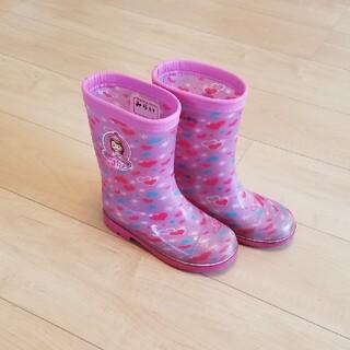 ディズニー(Disney)のソフィア 長靴 レインブーツ 19㎝(長靴/レインシューズ)
