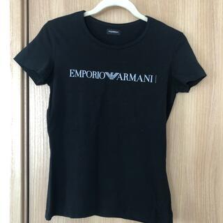Emporio Armani - エンポリオアルマーニ Tシャツ 黒 M