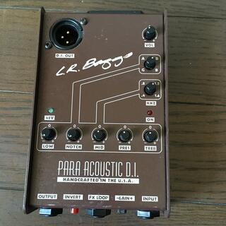 商品名 L.R.Baggs  PARA ACOUSTIC D.I.(アコースティックギター)