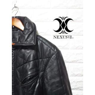 ネクサスセブン(NEXUSVII)のNEXUSVII  ネクサスセブン レザー100% ジャケット SS1571(レザージャケット)