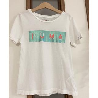プーマ(PUMA)のPUMA キッズ STYLE グラフィック SS Tシャツ サイズ140(Tシャツ/カットソー)