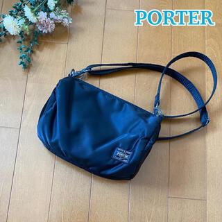★ PORTER ★ ポーター ショルダーバッグ タンカー / 黒 ミニ