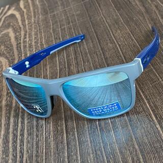 Oakley - クロスレンジ Prizm ディープウォーター 偏光 サングラス 釣り ブルー