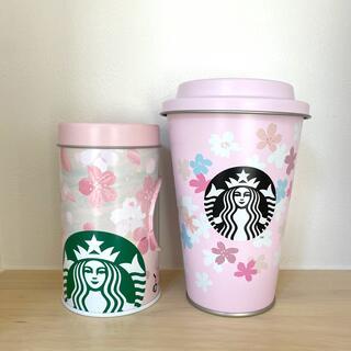 Starbucks Coffee - スターバックス★さくらvia缶のみ★2つセット