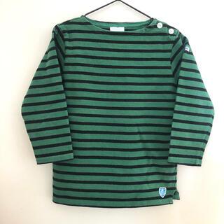 ORCIVAL  オーシバル  バスクシャツ ボーダー キッズ  10