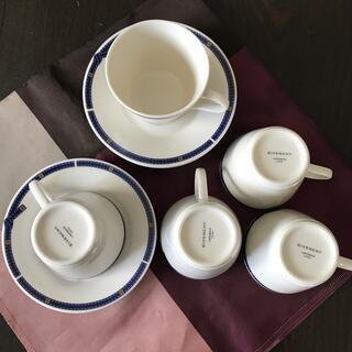 ジバンシィ(GIVENCHY)のカップアンドソーサーGIVENCHY(グラス/カップ)