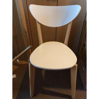 イケア(IKEA)のUSED  IKEA  イス  ノールドミラー 2脚(ダイニングチェア)