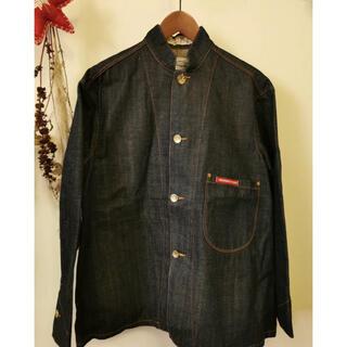 リーバイス(Levi's)のVISIONAIRE 31 BLUE with Levi's Jacket(Gジャン/デニムジャケット)