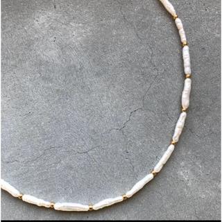 プラージュ(Plage)のsold out☞handmade necklace 039(ネックレス)