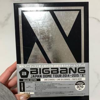 ビッグバン(BIGBANG)のBIGBANG LIVE DVD(ミュージック)