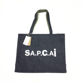 サカイ(sacai)の新品 21SS SACAI APC CANDY リバーシブル トートバッグ(トートバッグ)