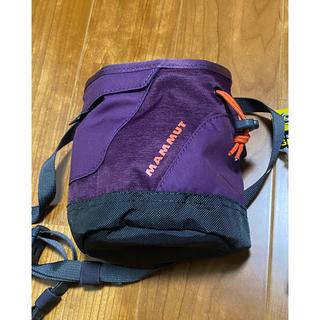 マムート(Mammut)のマムート チョークバック Ophir Chalk Bag+チョーク50g(登山用品)