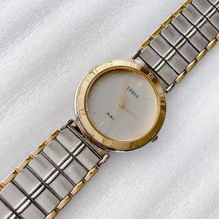アルバ(ALBA)のSEIKO  ALBA クォーツ式腕時計 男女兼用 腕周り16.5cm(腕時計(アナログ))