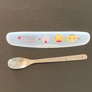 ディズニー(Disney)のディズニー ぷーさん 離乳食 スプーン(離乳食調理器具)