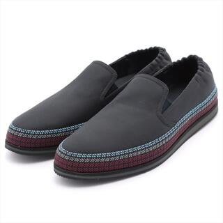 プラダ(PRADA)のプラダスポーツ  キャンバス 7 ブラック メンズ その他靴(その他)