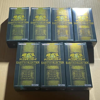 ユウギオウ(遊戯王)の遊戯王 レアリティコレクション3 7BOX シュリンク付き(Box/デッキ/パック)