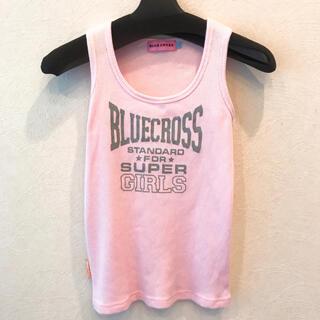 ブルークロス(bluecross)の【美品】BLUECROSS♡タンクトップ キッズLサイズ(タンクトップ)