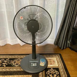 ヤマゼン(山善)の扇風機(YAMAZEN YLF-307MR)(扇風機)