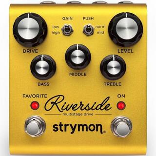 Strymon Rirerside オーバードライブ/ディストーション(エフェクター)