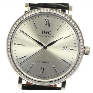 インターナショナルウォッチカンパニー(IWC)の☆良品 IWC ポートフィノ IW356514 メンズ 【中古】(腕時計(アナログ))