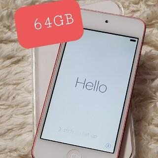 アイポッドタッチ(iPod touch)のiPod touch 5世代64GB(ポータブルプレーヤー)