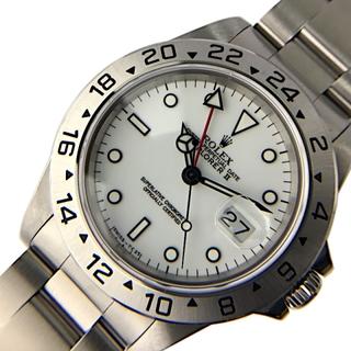 ROLEX - エクスプローラー2  ロレックス【ROLEX】 メンズ時計 腕時計【中古】