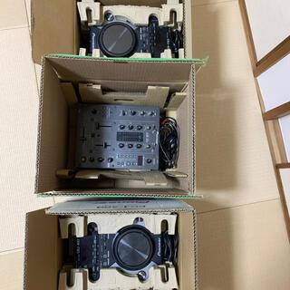 パイオニア(Pioneer)のCDJ400 DJM400セット(CDJ)